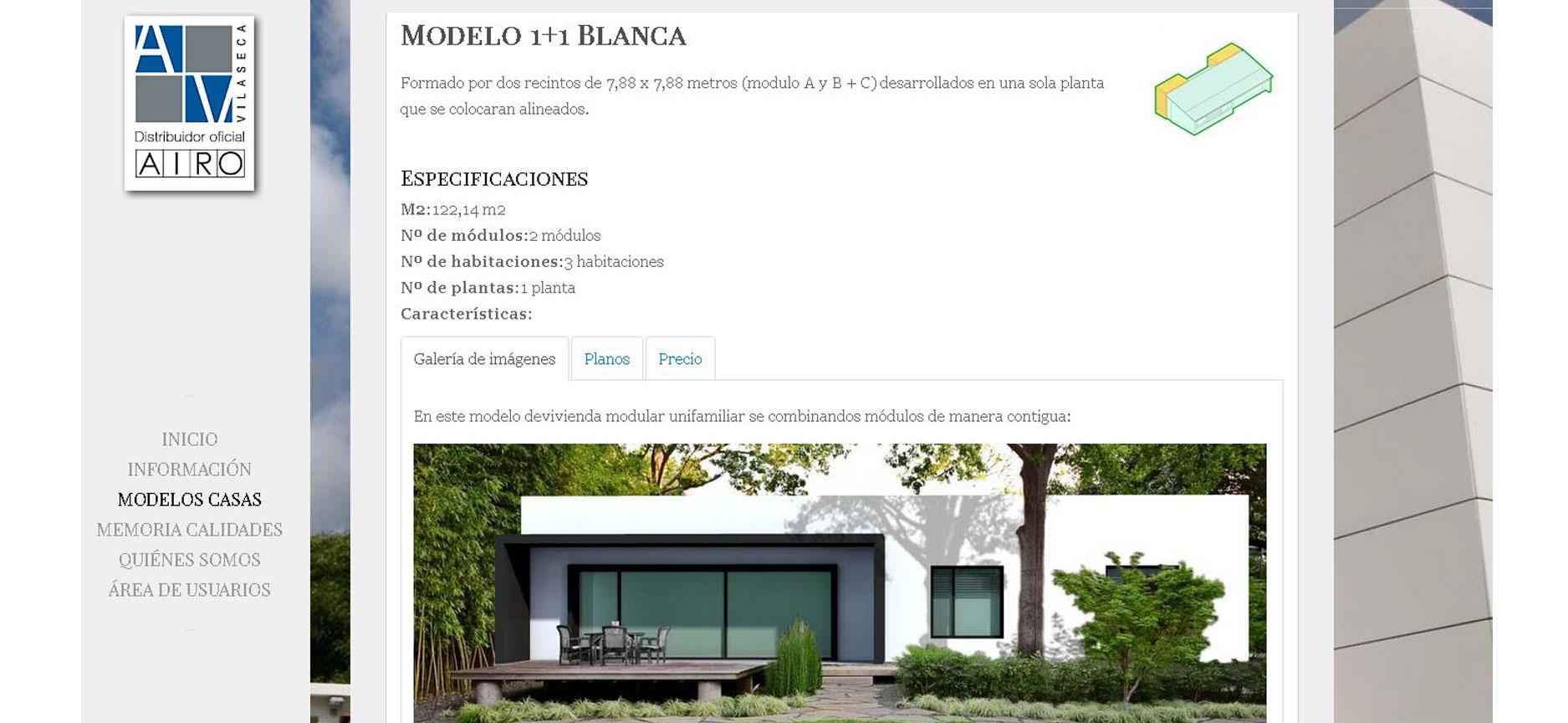 Casas prefabricadas industrializadas barcelona valencia - Casas prefabricadas barcelona ...