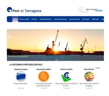 Autoritart Portuària - Puerto de Tarragona