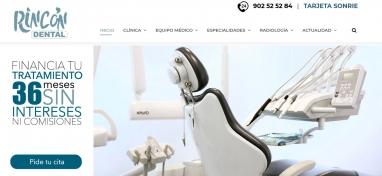 Diseño web clínicas dentales en Málaga