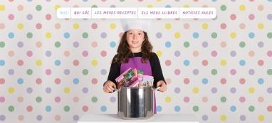 Diseño de blog de cuentos para niños