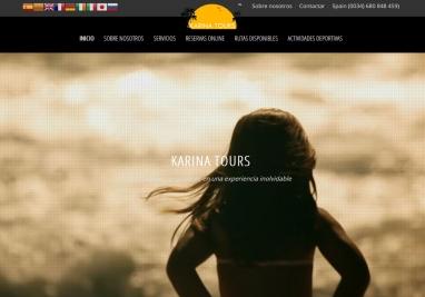 Diseño web para agencia de viajes en Salou