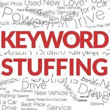 Qué es el  Keyword stuffing y como evitarlo