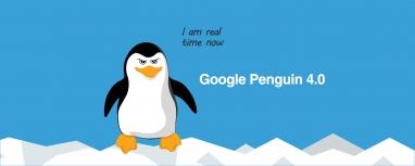 Actualización algoritmo Google Penguin 4.0