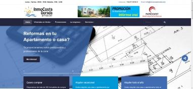 Diseño de página web para inmobiliaria en Tarragona