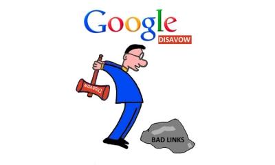 Nueva herramienta de Google Disavow tools para rechazar enlaces