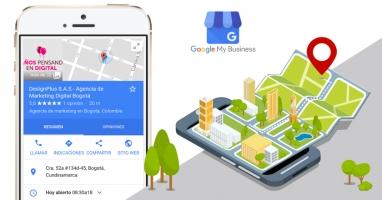Alta o edición de la ficha Google Business / Places